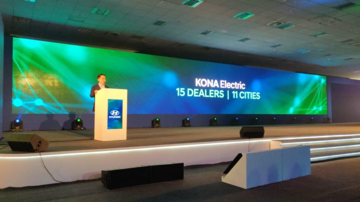 Hyundai Kona launch dealers
