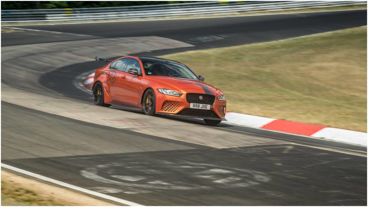 Jaguar – Project 8 – Nurburgring Record 2019 2