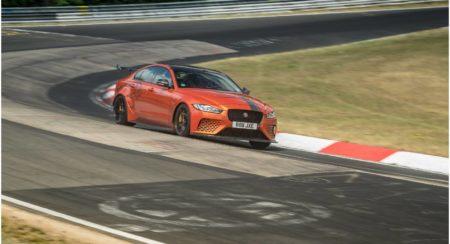 Jaguar - Project 8 - Nurburgring Record 2019 -2