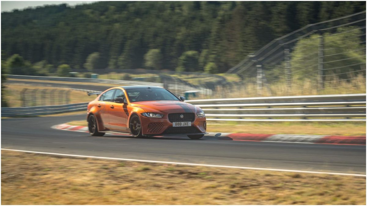 Jaguar – Project 8 – Nurburgring Record 2019 3