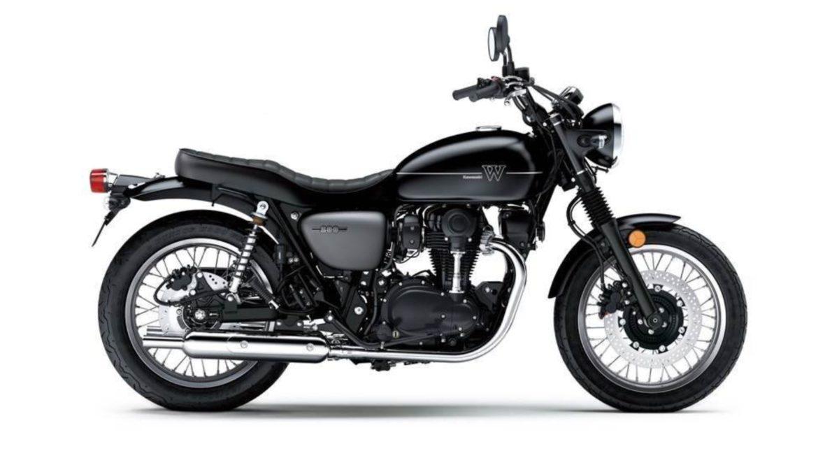 Kawasaki W800 side (1)