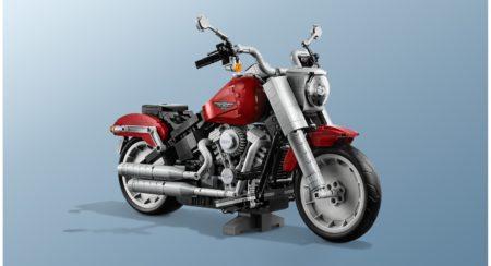 Lego Harley Davidson 2