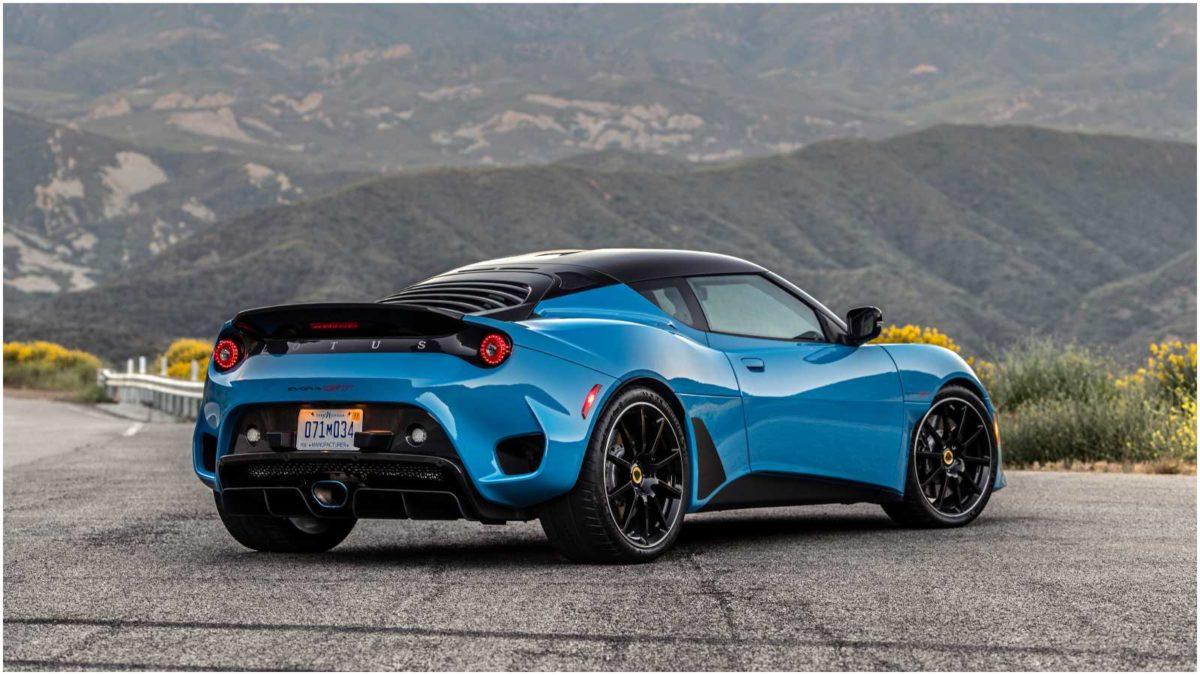 Lotus Evora GT 2