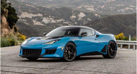 Lotus Evora GT 3