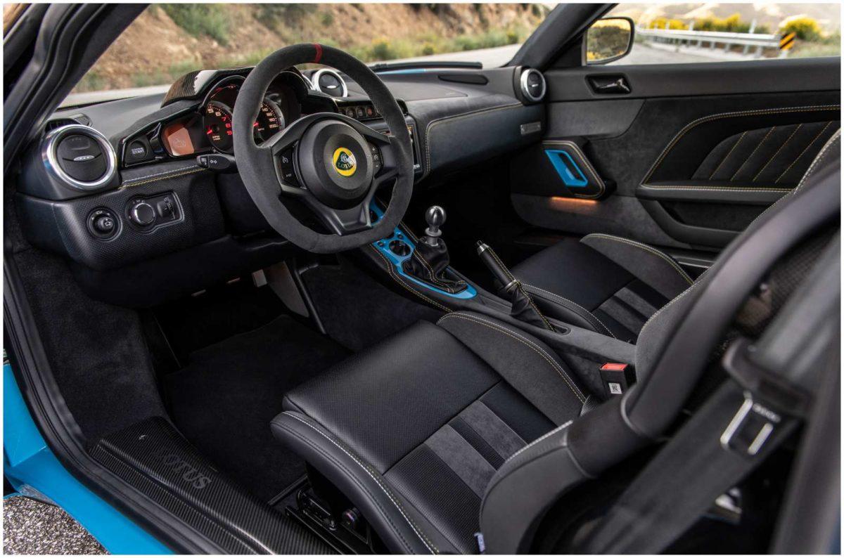 Lotus Evora GT 6