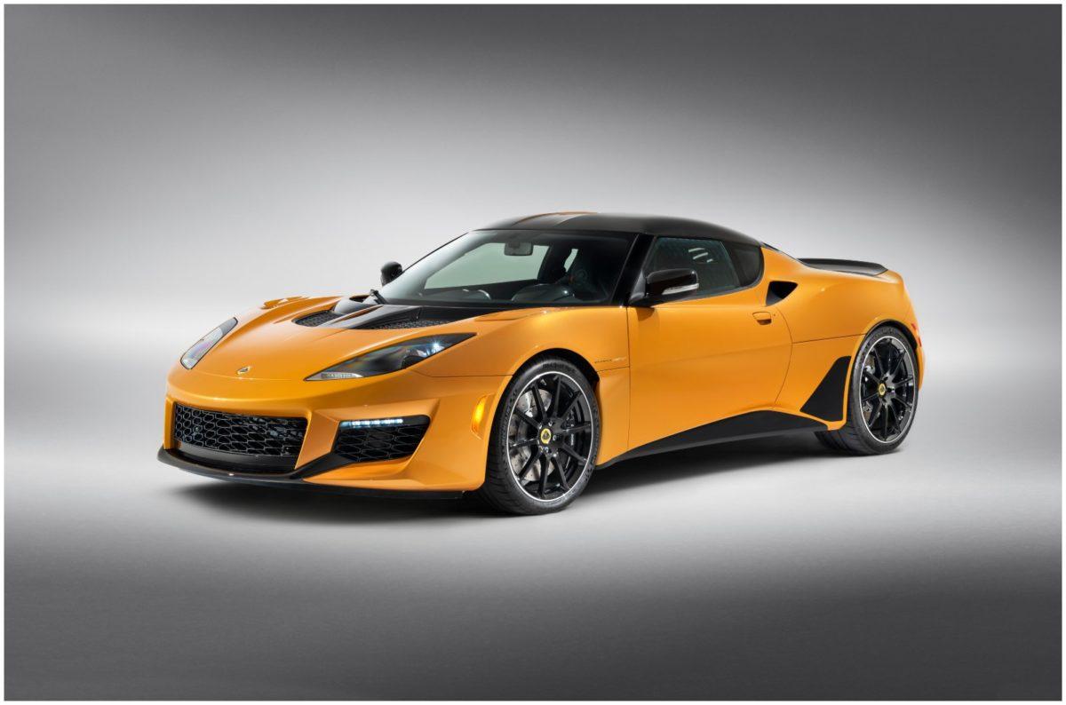 Lotus Evora GT 8