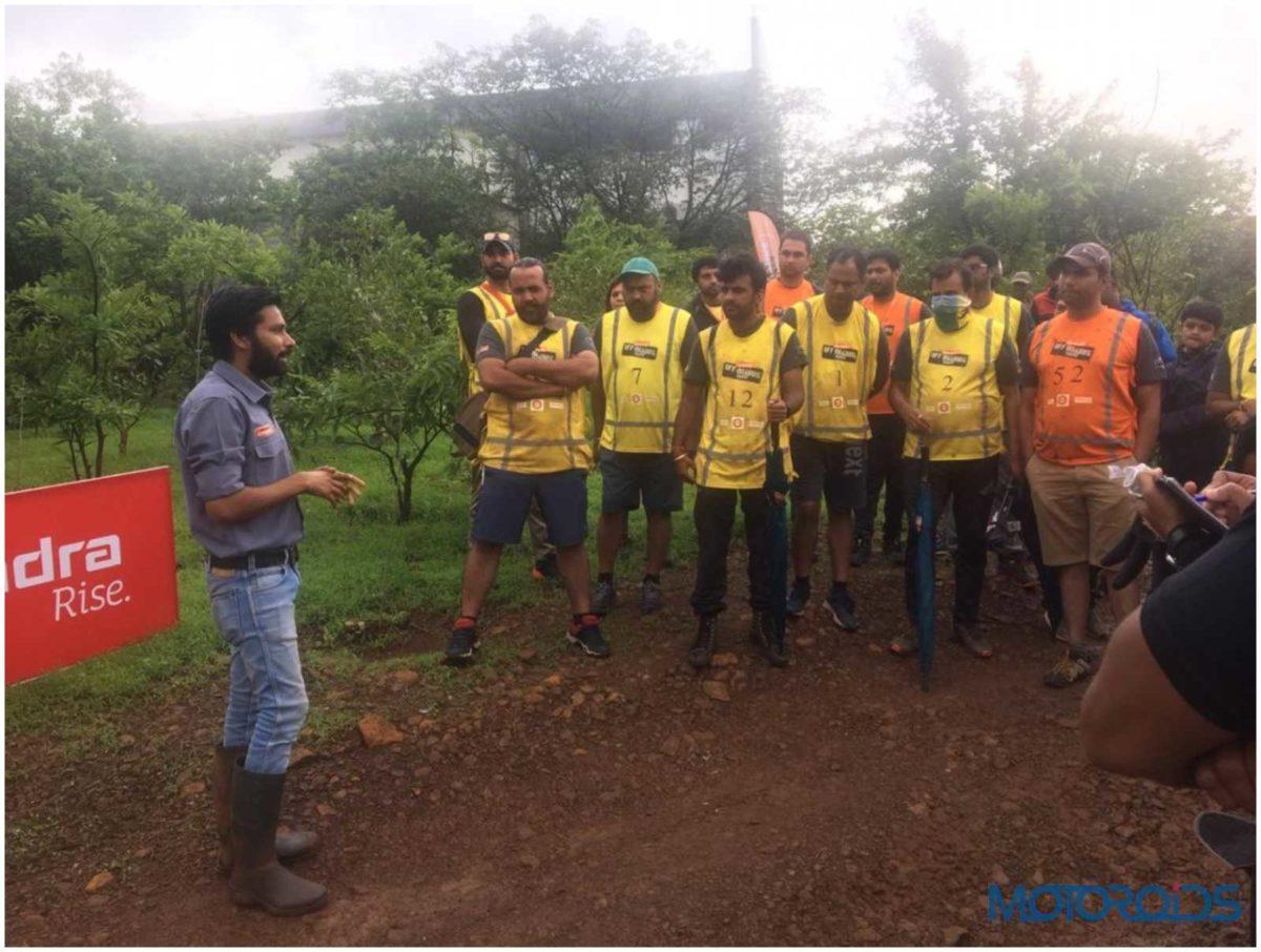 Mahindra Adventure Off Road9