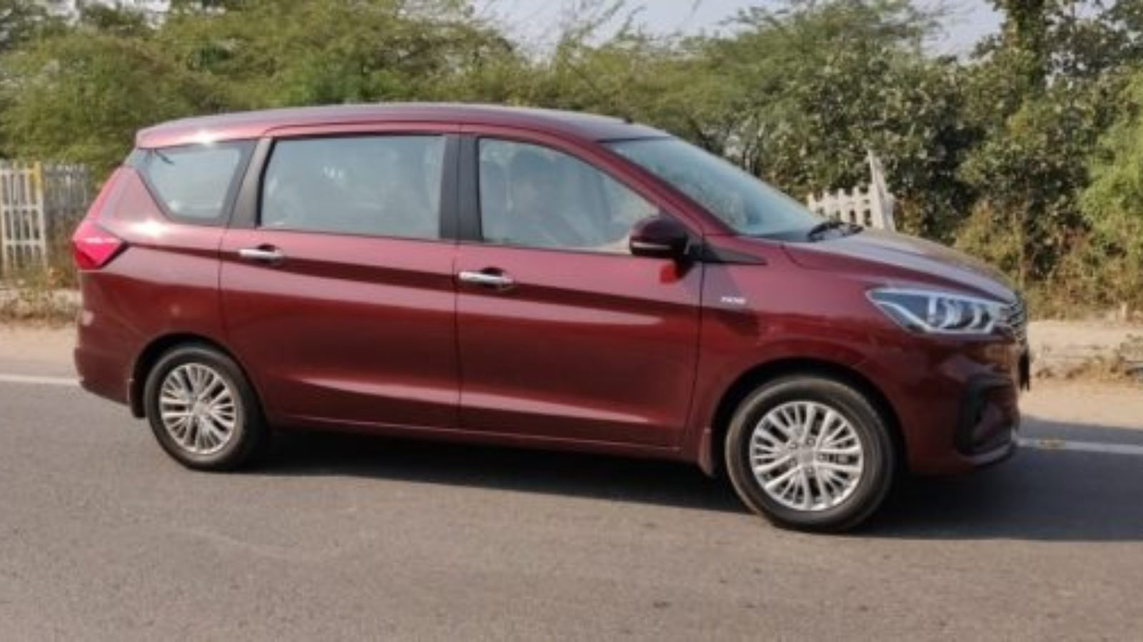 Maruti Suzuki Ertiga Now Gets A BS-VI Compliant Petrol