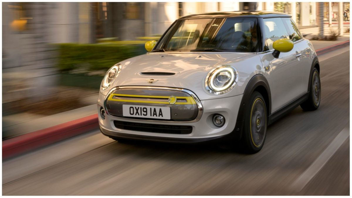 Mini cooper SE Electric 11