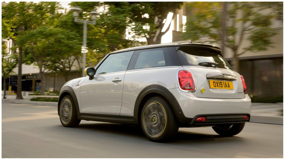 Mini cooper SE Electric 13
