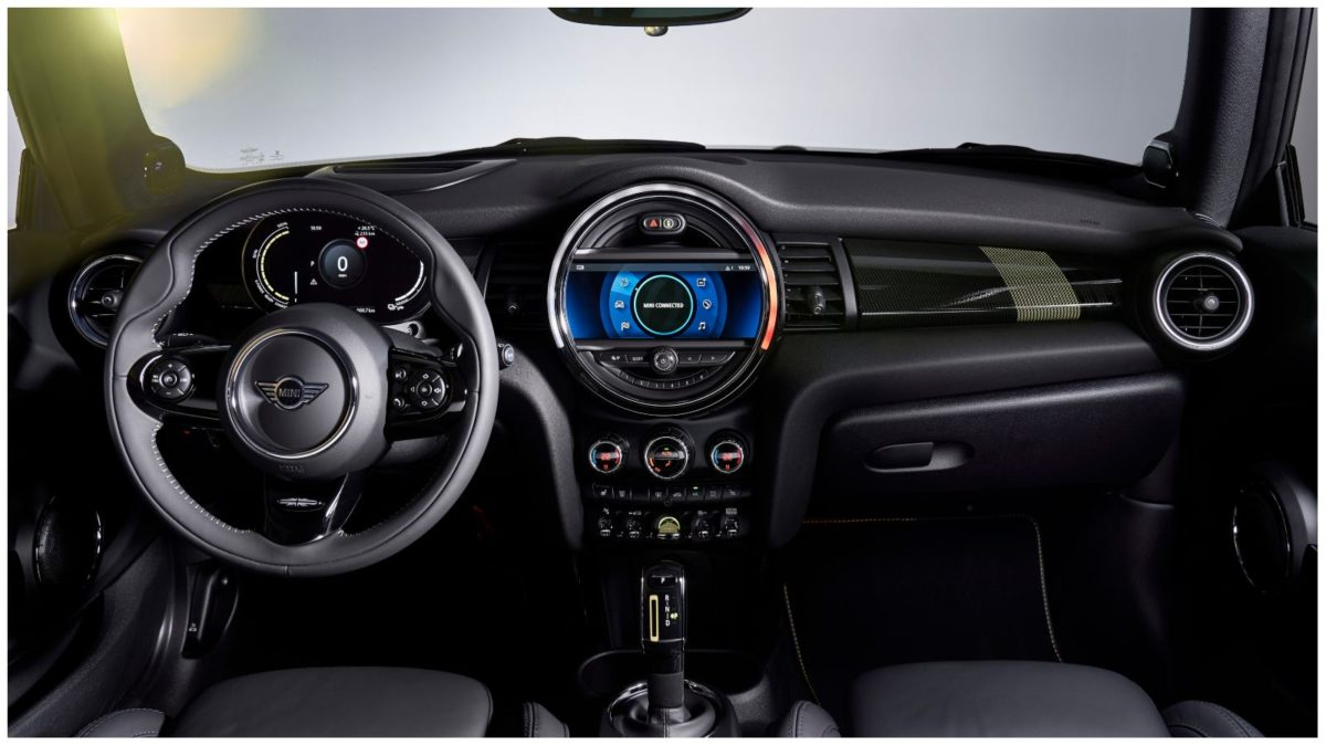 Mini cooper SE Electric 2
