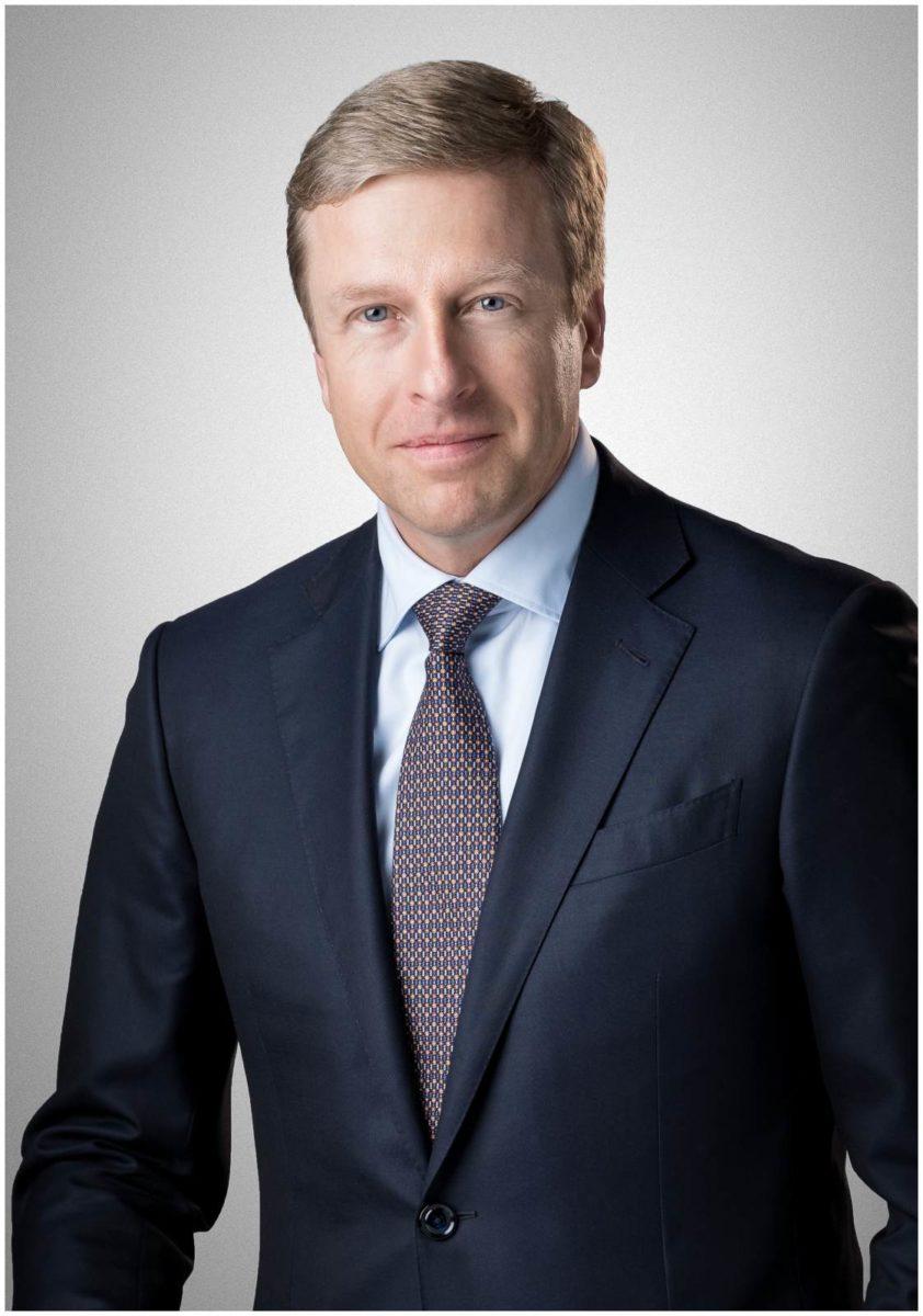 Oliver Zipse BMW Chairman