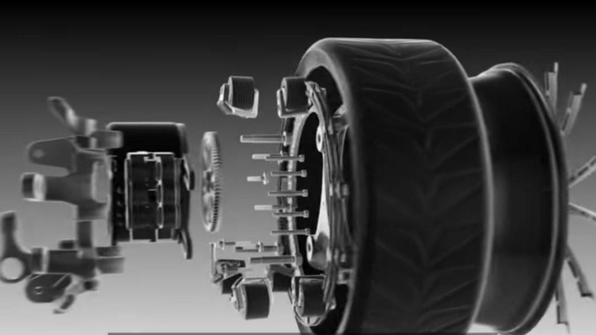 Orbiz Wheel operation custom parts