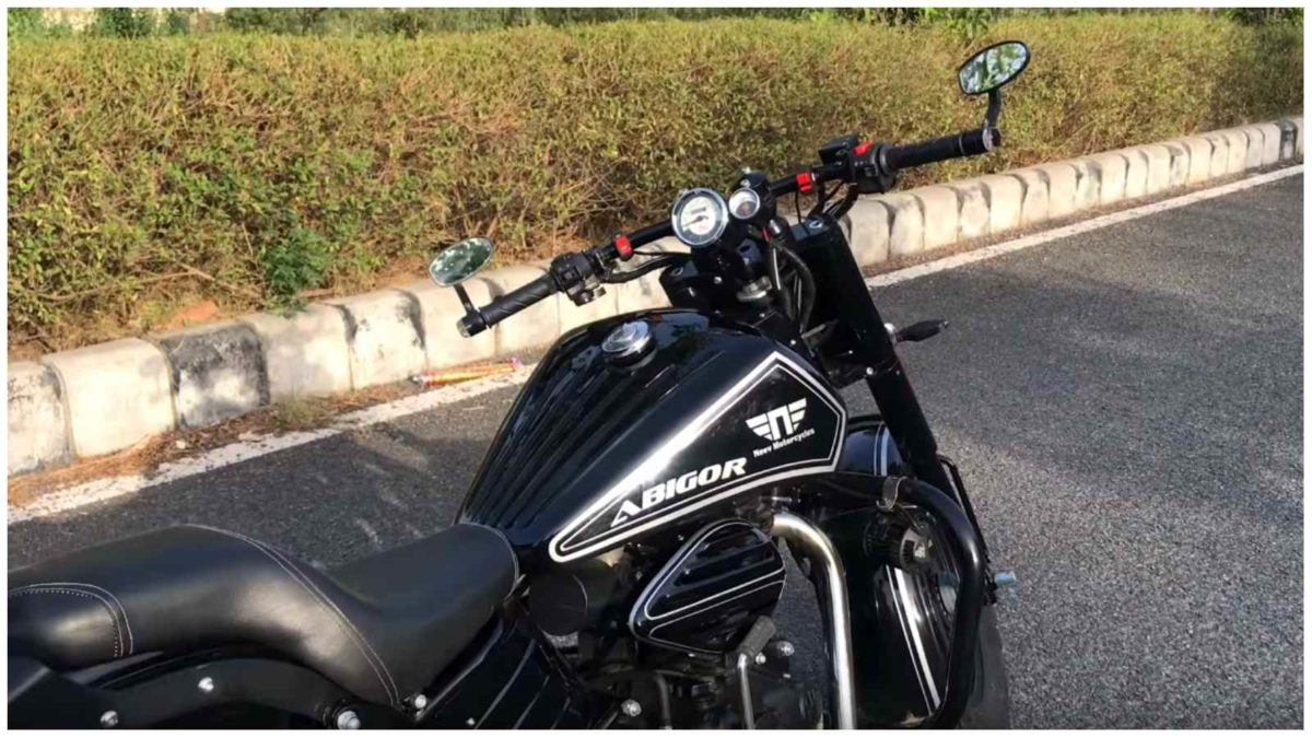 Royal enfield to bobber 2