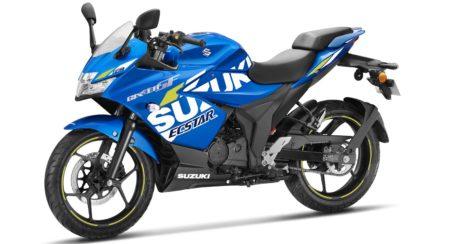 Suzuki GIXXER SF - MotoGP edition