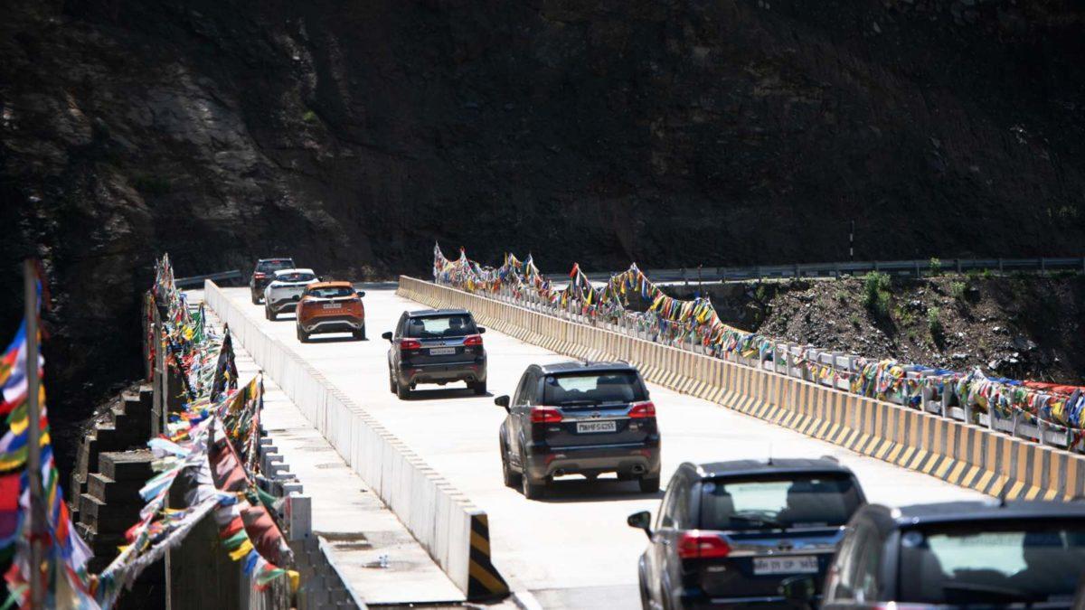 Tata Motors SOUL drive to Ladakh