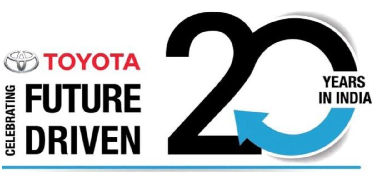 Toyota 20 years