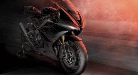 Triumph Daytona Moto2 765 teaser