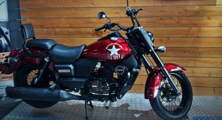 UM Renegade commando Red side