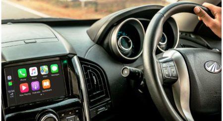 XUV 500 Apple CarPlay