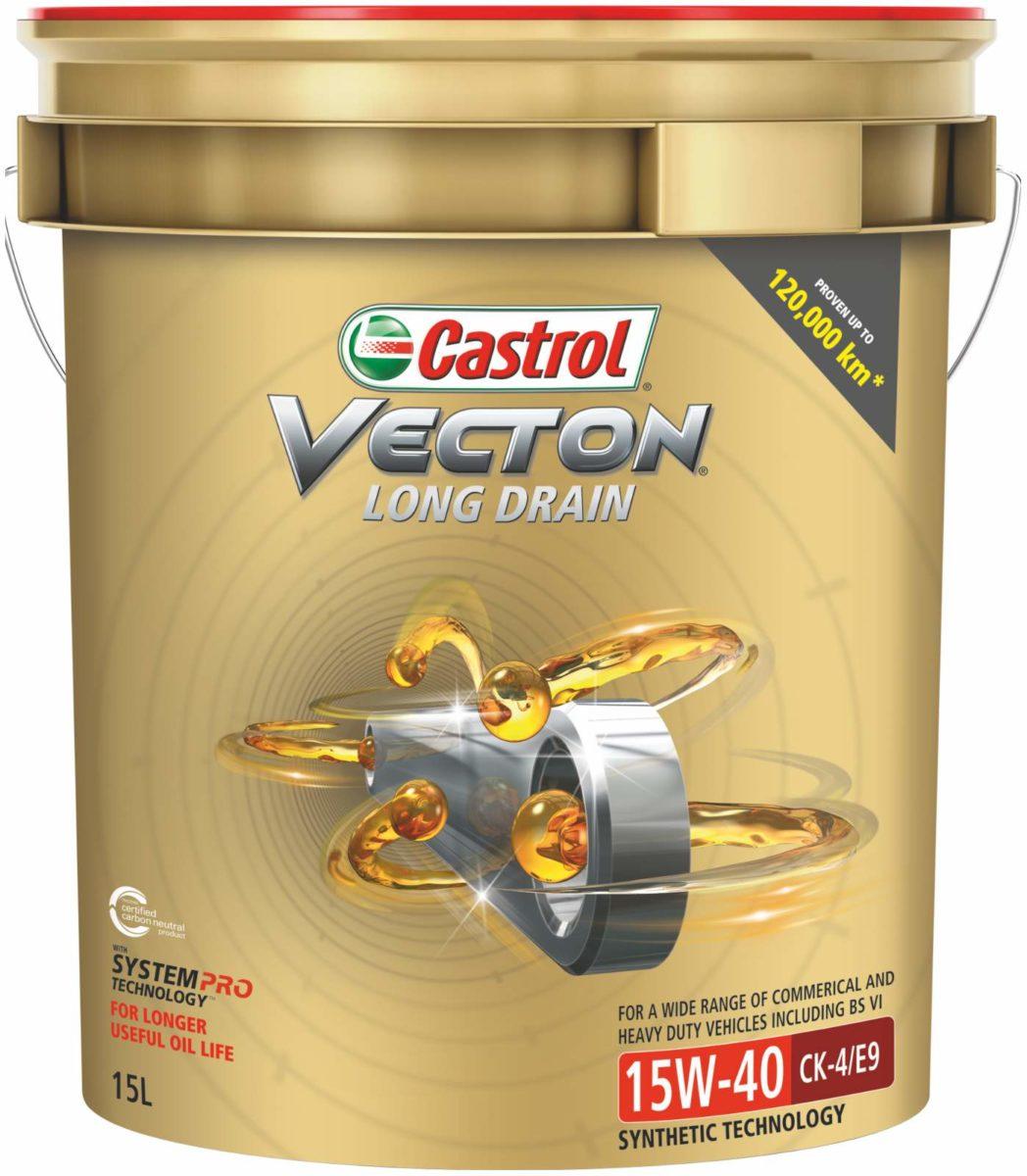 castrol BS VI 2