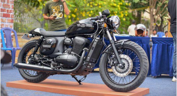 The Bangalore Jawa Yezdi Motorcycle Club Recently