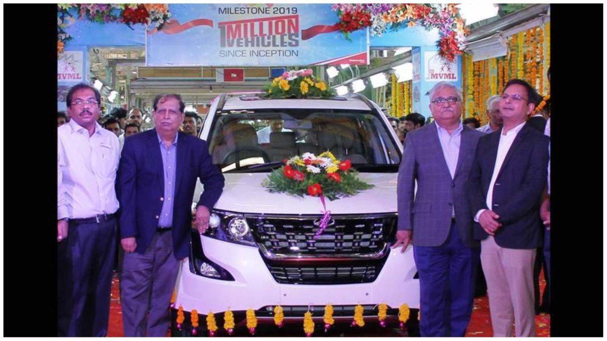 mahindra 1 million sales milestone 3