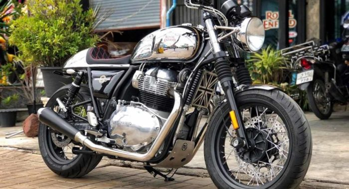 This Royal Enfield Interceptor 650 Is Almost A Norton
