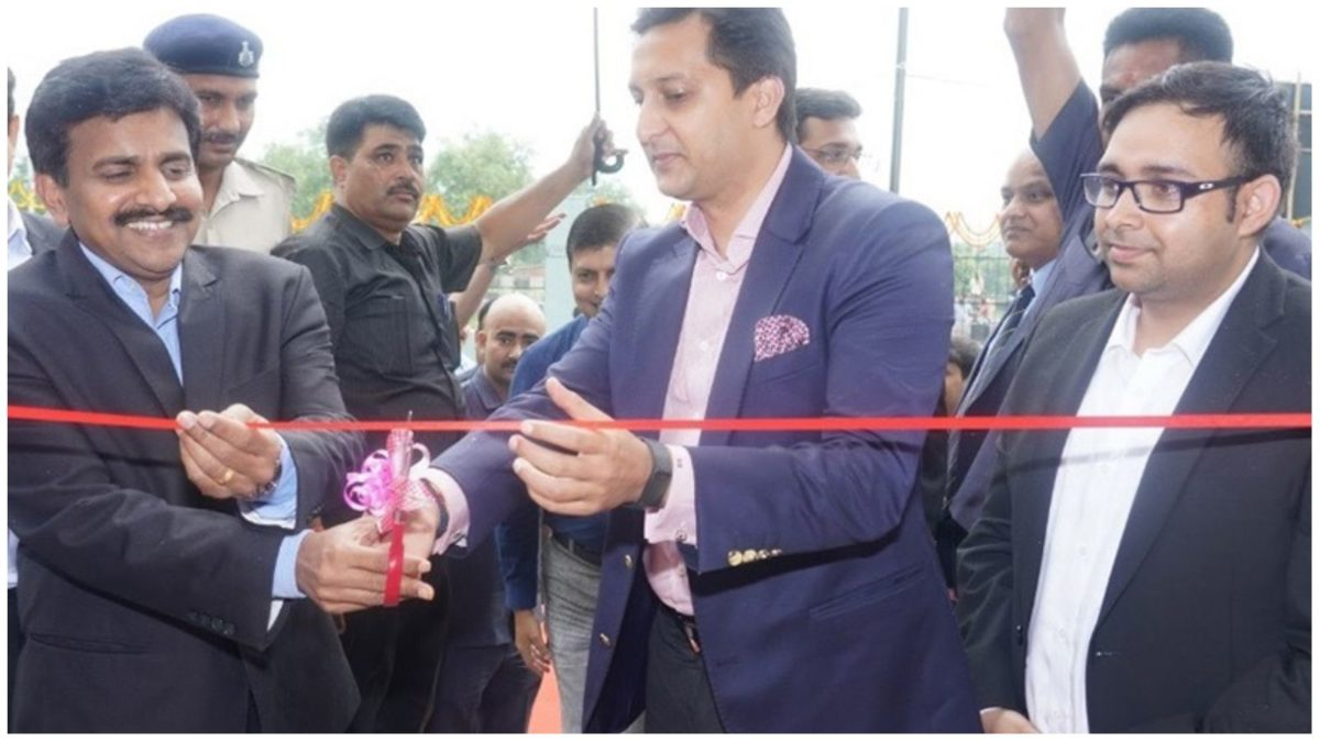 new dealership inauguration dhanbad toyota