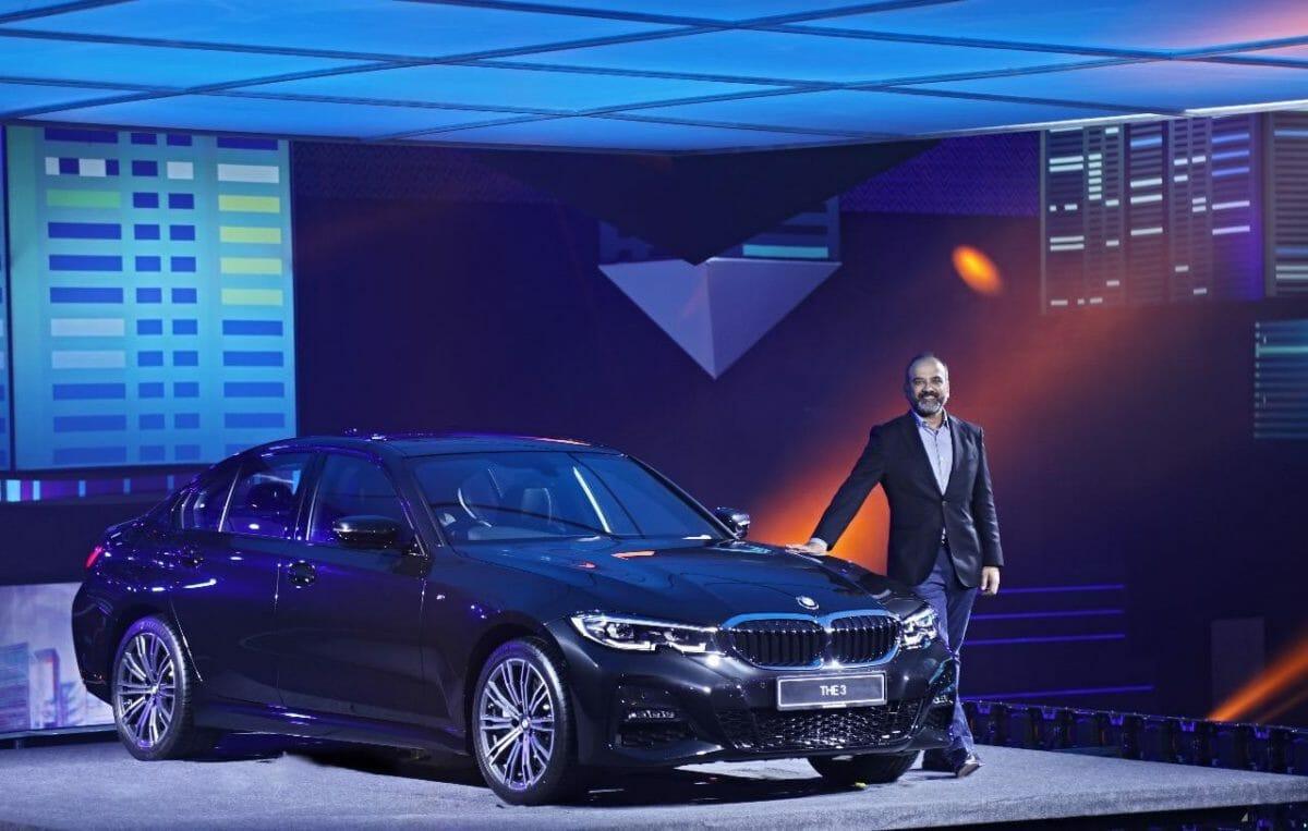2019 BMW 3 Series 330i India