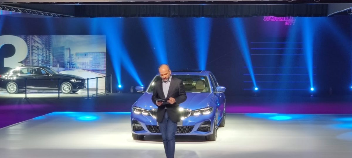 2019 BMW 3 Series Launch