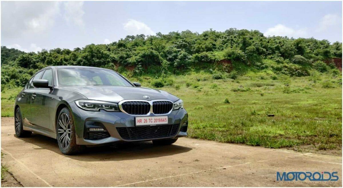 2019 BMW 3 series4