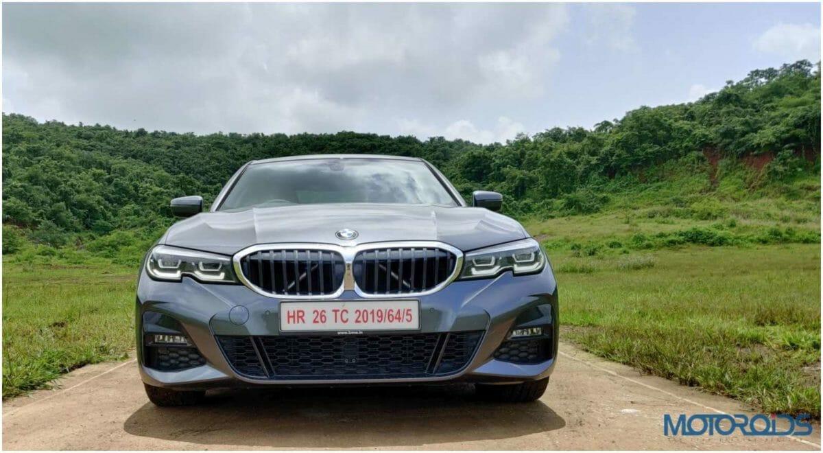2019 BMW 3 series5