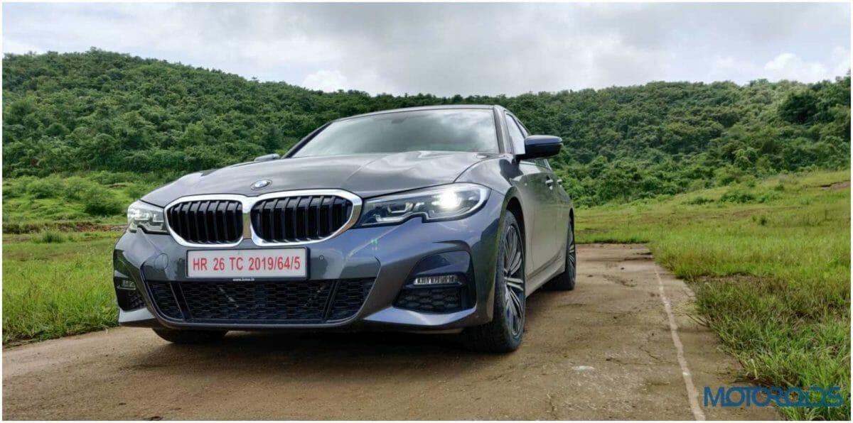 2019 BMW 3 series7