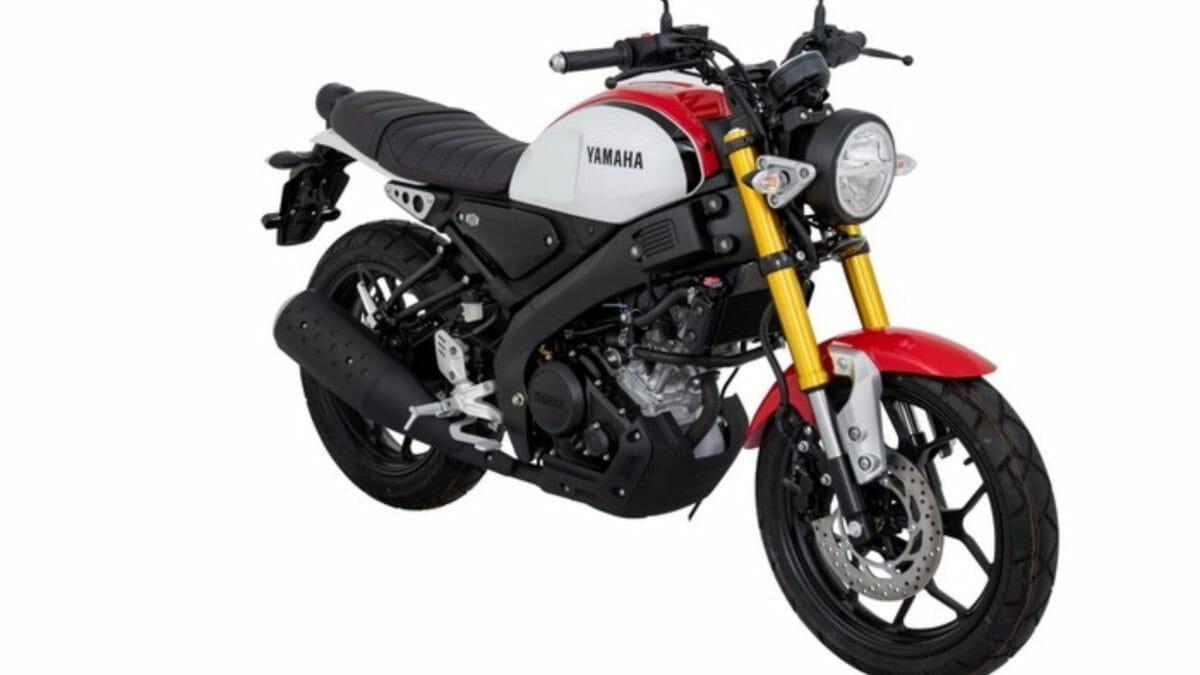 2019 Yamaha XSR155