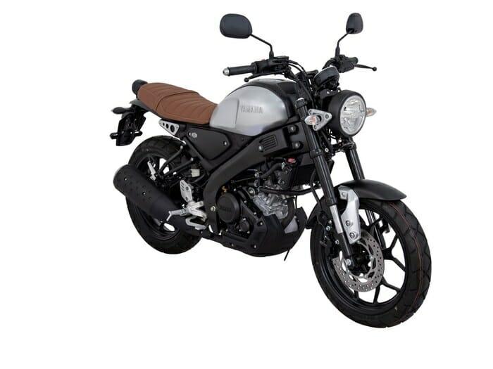 2019 Yamaha XSR155 silver