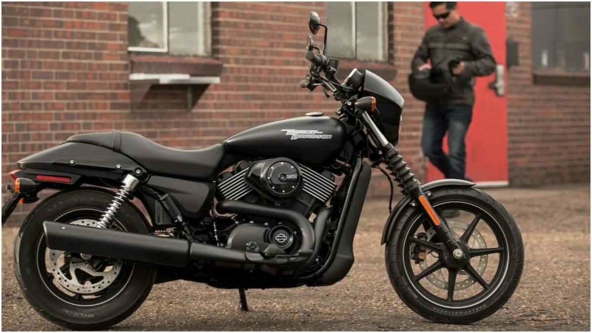 2020 Harley Davidson Street 750 5