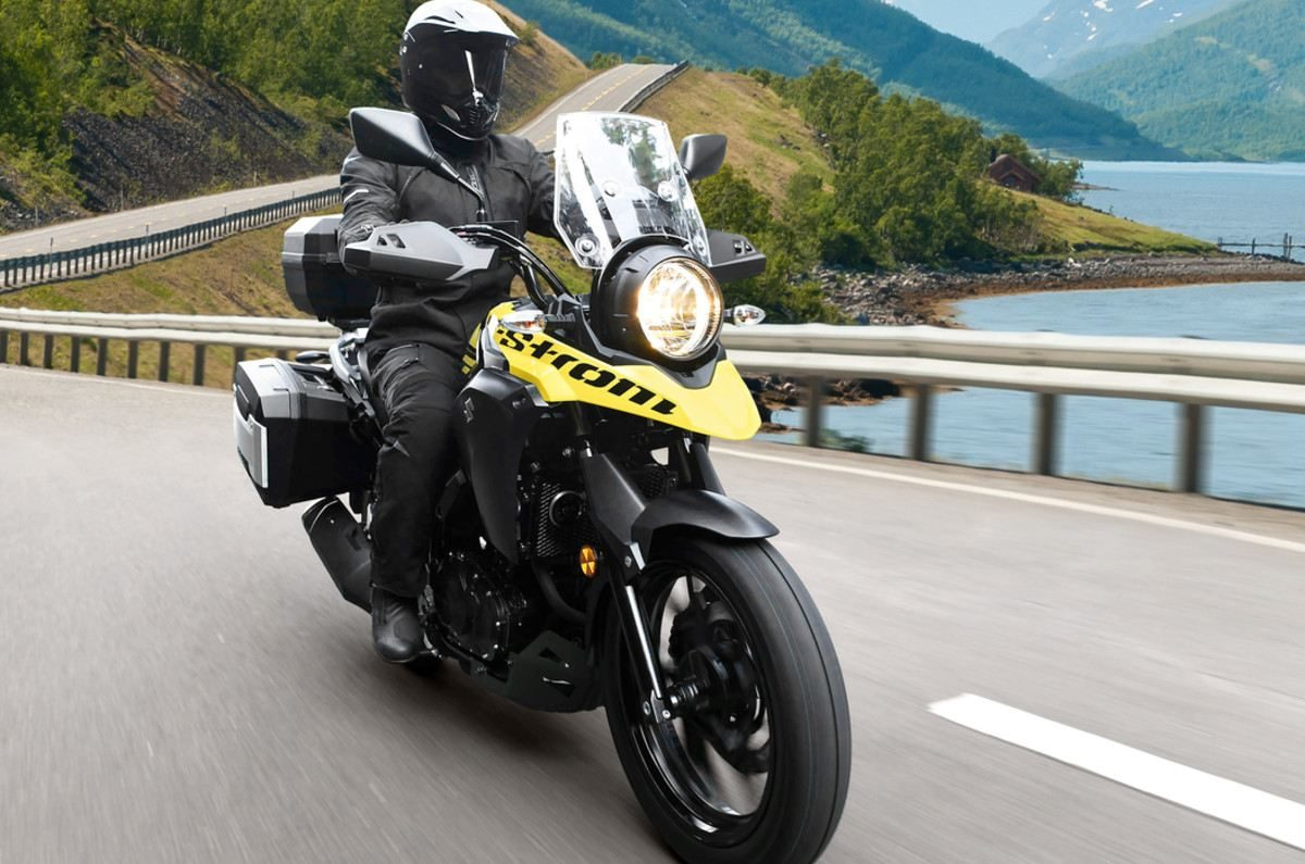 2020 Suzuki V Strom 250 Action