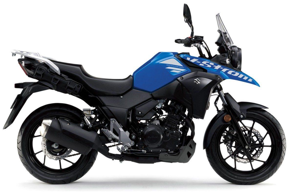 2020 Suzuki V Strom 250 blue