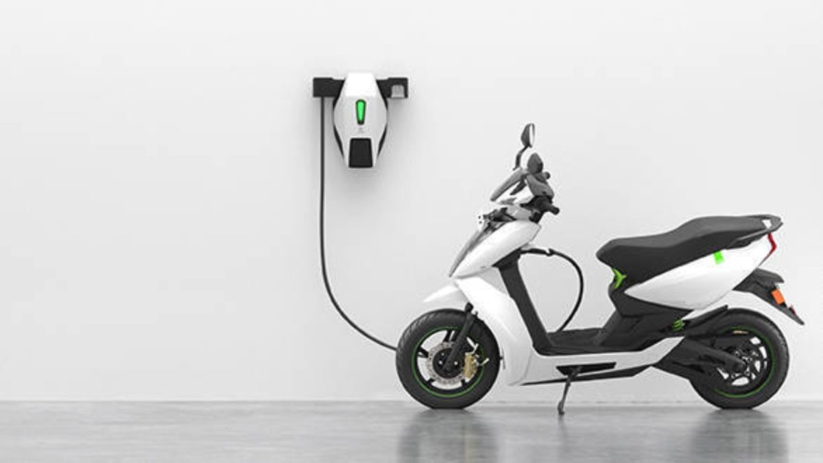 Ather Dot Home charger