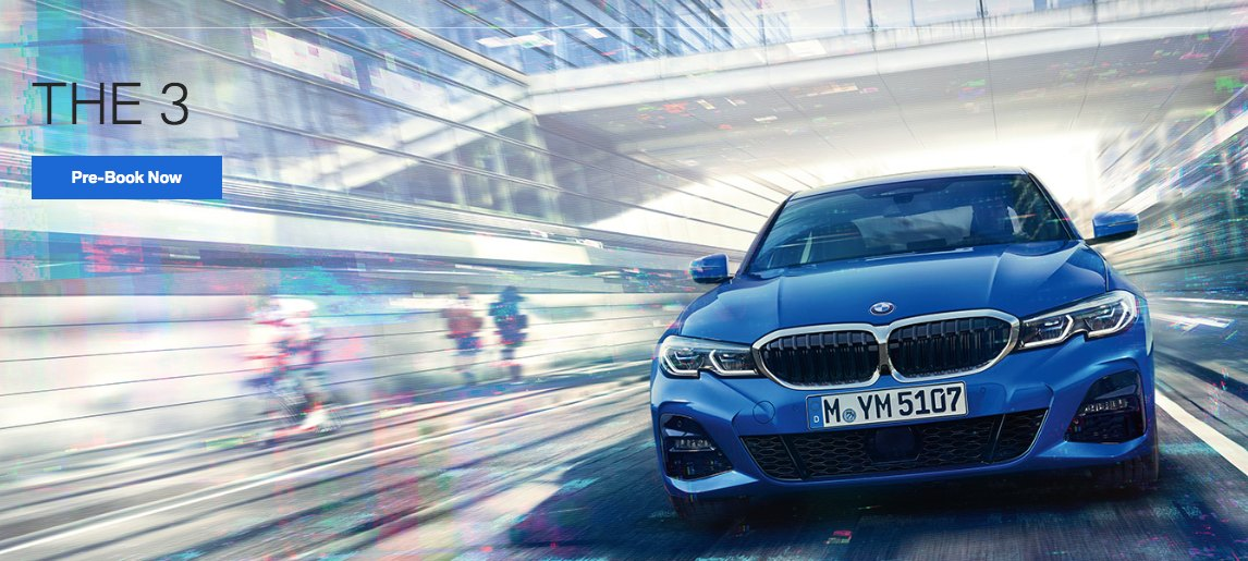 BMW G20 3 series Prebooking open