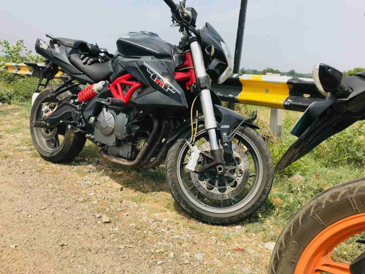 Benelli TNT 600i User Review (10)