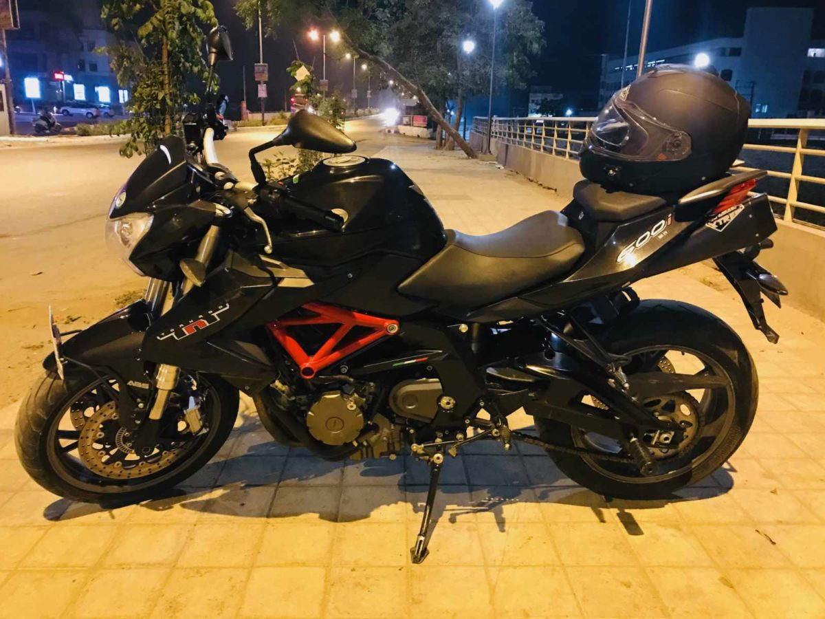 Benelli TNT 600i User Review (2)