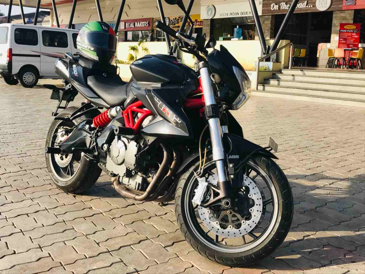 Benelli TNT 600i User Review (5)