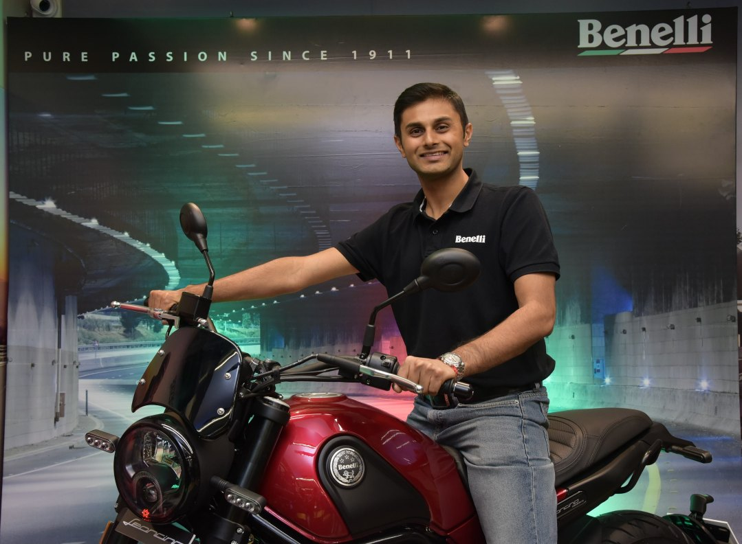 Benelli opens new showroom in Mumbai (1)