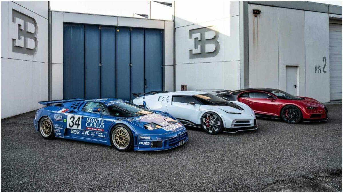 Bugatti Centodiece 2