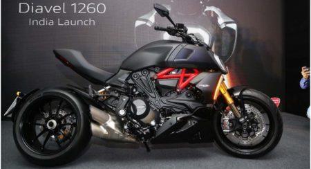 Ducati launch 1