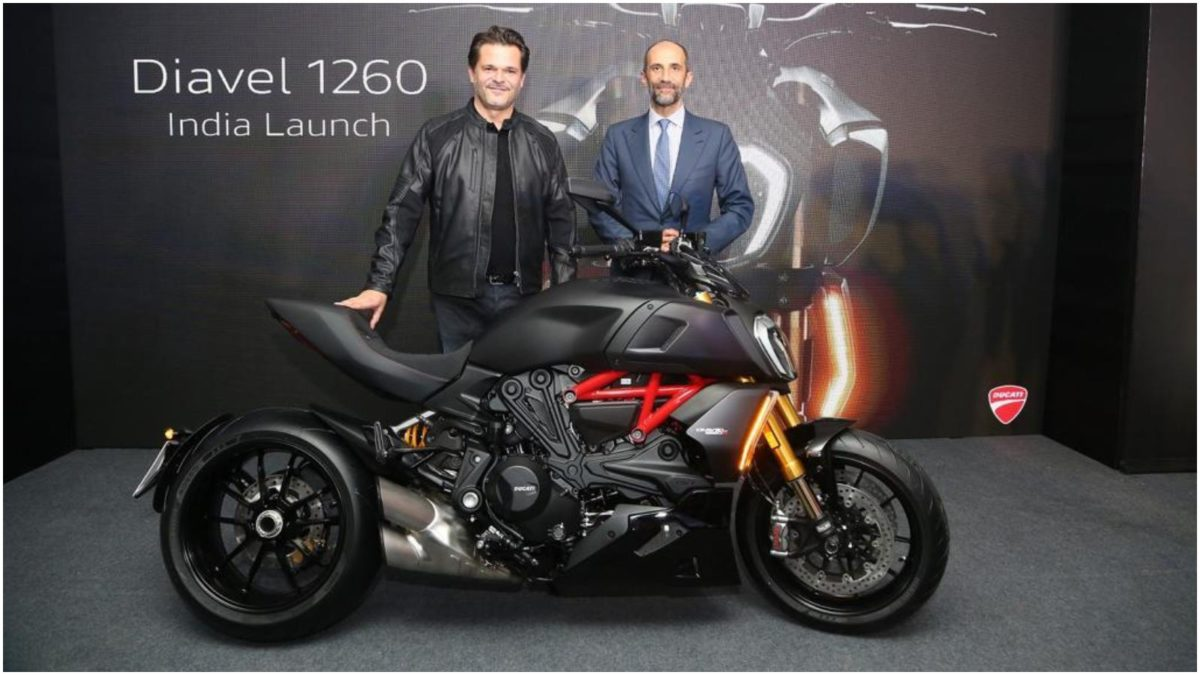Ducati launch 2