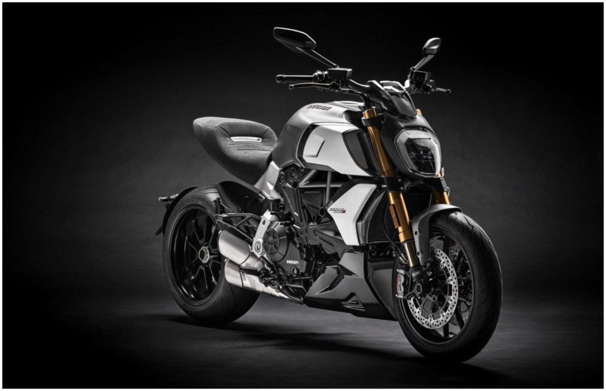 Ducati launch 3