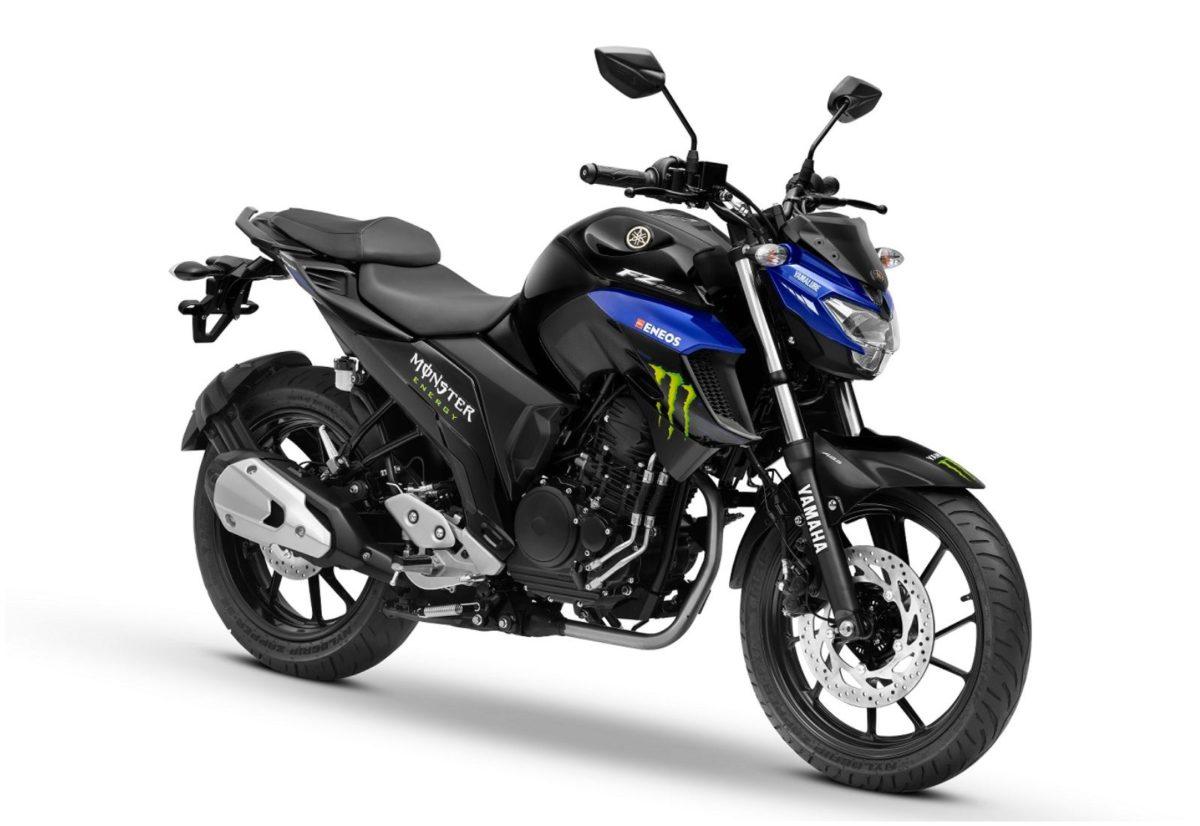 FZ25 MotoGP Edition